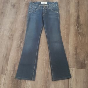 Hudson Jean's Bootcut with flap pockets 27